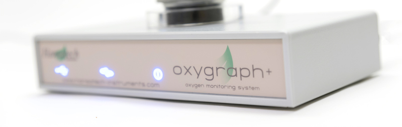 Oxygraph+ Electrode Control Unit | Hansatech Instruments | Oxygen electrode and chlorophyll fluorescence measurement systems for cellular respiration and photosynthesis research