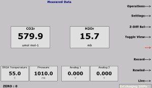 PP Systems - CIRAS-3 SC CO2/H2O Gas Analyzer
